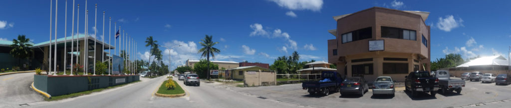 Photo of NDMO Office in Majuro